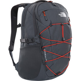 The North Face Him Bottle Source Borealis Backpack, asphalt grey/flare